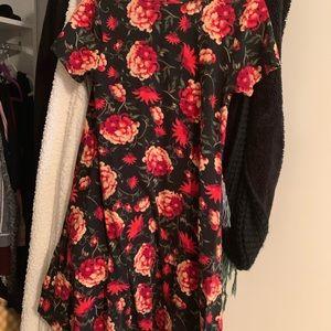 Lulroe XS Carly floral dress
